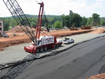 Roadway Work